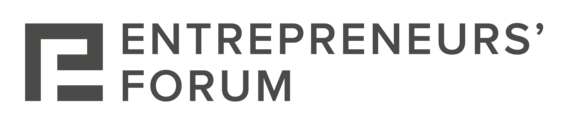 Entrepreneurs' Forum Logo